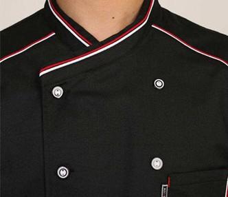 厨师服装新款图片