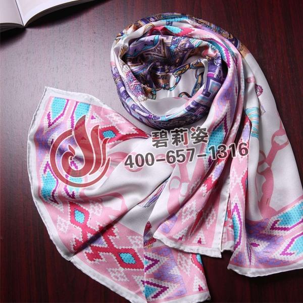 杭州丝巾私人定制制作